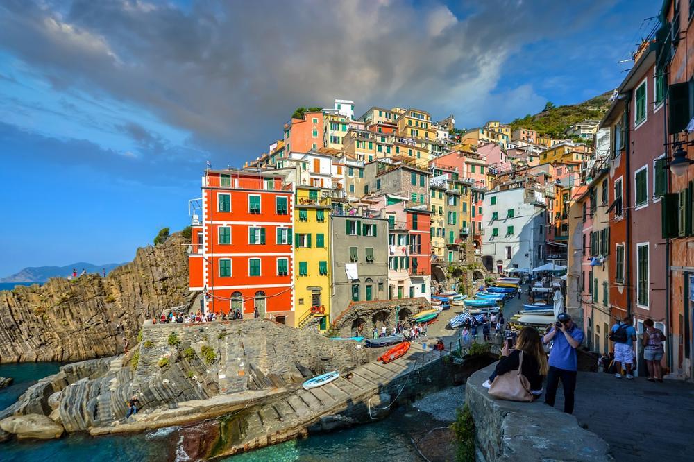 Partir en Italie pour découvrir les Cinque Terre